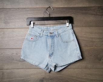 Rockies High waisted shorts