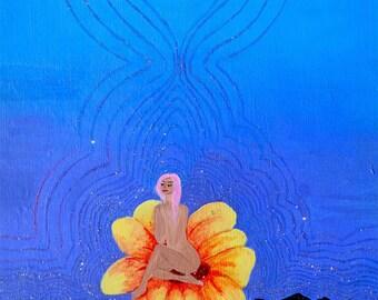 goddezz of higher vibrations ~