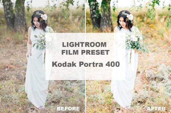 preset lightroom kodak portra 400 film prrglages pour lightroom prrglages de mariage - Preset Lightroom Mariage