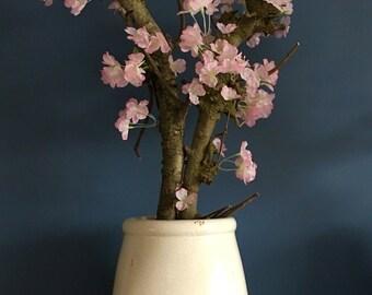 Flower tree ranch ~ blossomtree silk Blossom tree pink flower