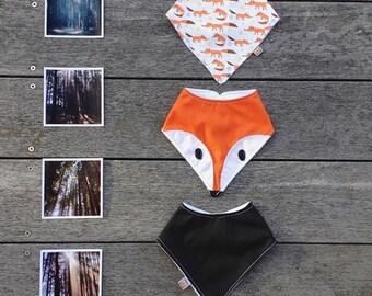 fox dribble bibs