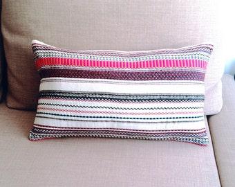 ethnic lumbar pillow cover/cushion