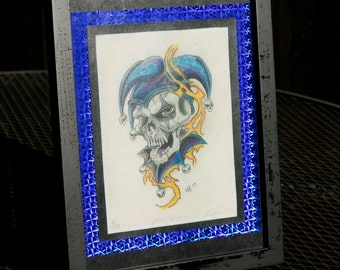 Stink Eye Framed Artwork