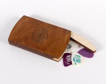 BLOCK - Guitar pick box