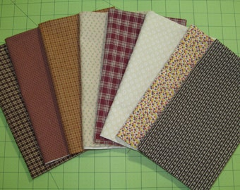 Fat Quarter Fabric Bundle