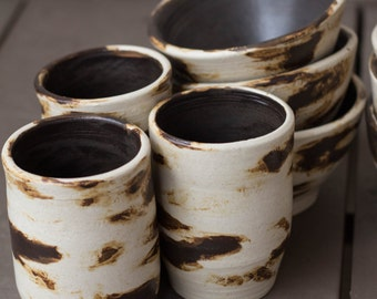 Custom Made Ceramic Dinner Set