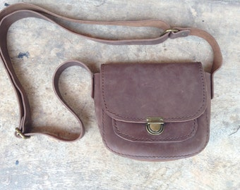 Handmade Leather Purse for Women