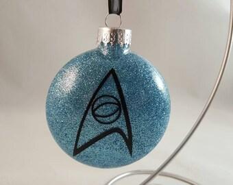 Custom TV Show Inspired Ornament