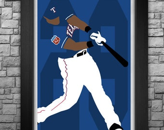 ADRIAN BELTRE minimalism style limited edition art print. Choose from 3 sizes!