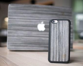 Ipone 6+/6s+ natural wood case ( Palloma )