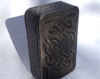 Celtic Knot Bookends