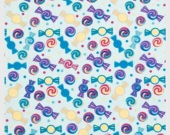 Poly Peachskin Fabric - Design 27 Duckegg Purple Pink 147cm wide.