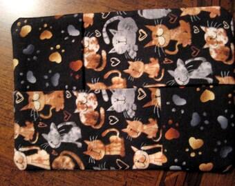 Fun Fabric Tissue Holder