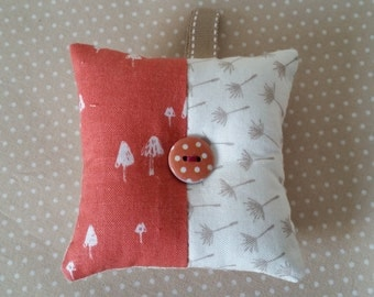 Pin cushion - sewing, quilting, patchwork