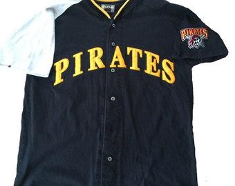 Vintage Pittsburgh Pirates Jersey