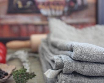 linen tea towel, linen towel ,kitchen towel, Pre-washed, softened Flax ,Towels Gift idea,リネンティータオル, hand towel