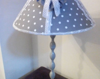 shabby chic lampshades
