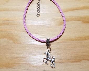 10 Pieces - Unicorn Bracelets Party Favors