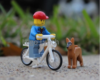 Bicycle Lego Photograph Digital Download