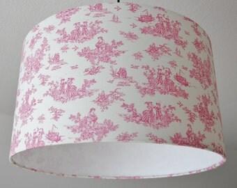 Toile de Jouy (pays pink)