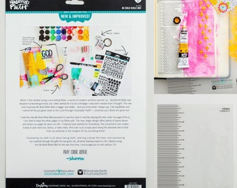 Bible journaling Mat-Be BoLD