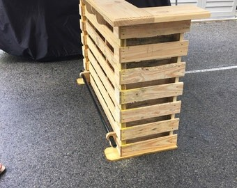Pallet Bar   ( On Sale Thru July 31 )