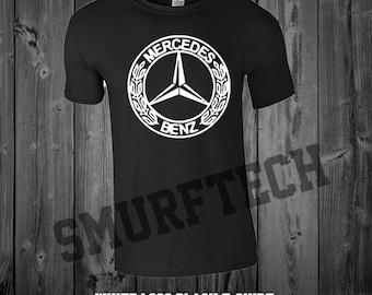 Mercedes-Benz Adult Crewneck T-Shirt