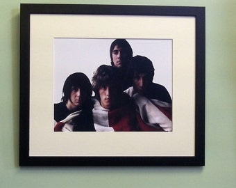 The Who framed 8' x 10' photo