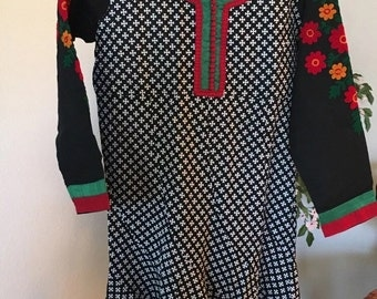 New Cotton embroidered Kurta/tunic