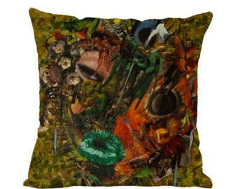 Whisperers custom origionalart pillow