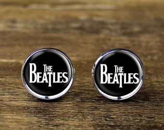 The Beatles cufflinks, The Beatles jewelry, The Beatles accessories
