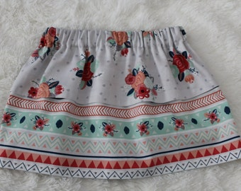Handmade Layered Infant/Toddler/Girls Skirt