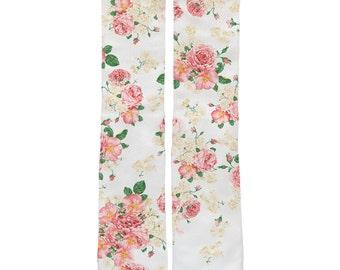 Men's Floral Socks