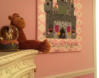 Vintage Princess Castle