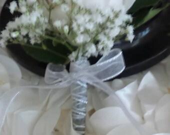 Mens Wedding Boutonniere