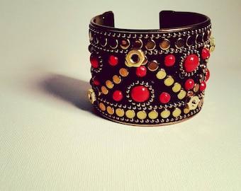 DareByKionde #Tribal collection cuff bracelet