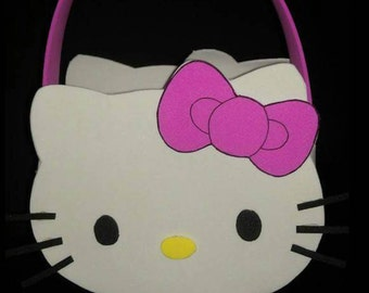 Hello kitty and Keroppi Candy/Favor Bags