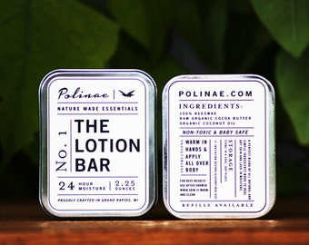 The Lotion Bar