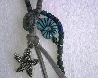 Short chain ⭐ grey/blue