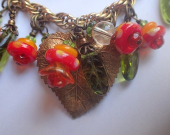 Miriam Haskell Inspired Necklace Set