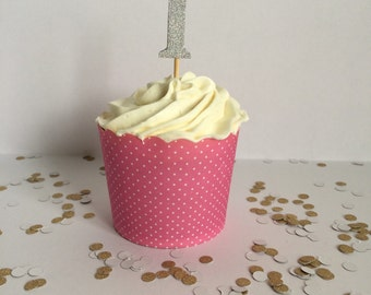 Number Cupcake Topper
