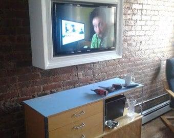 custom built TV frames