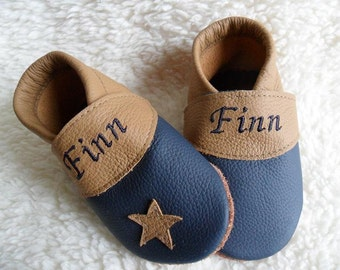 Baby shoes, Baby Slippers, personalized, christening shoes