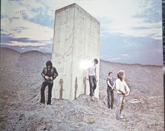 Who's next - LP - The Who