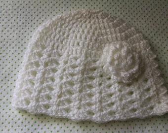 Baby Girls Hat- 3 months