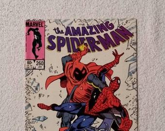 NM #260 Amazing Spider-Man (1984)