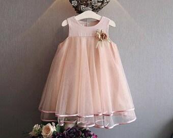 Gauze Princess Dress