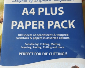 A4 Plus paper pack