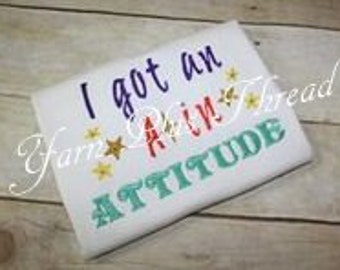 I Got An A+ In Attitude T-Shirt Design