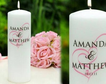 Wedding Unity Candle